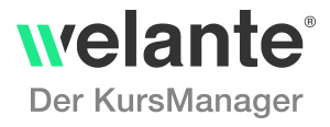 welante - Der KursManager Logo